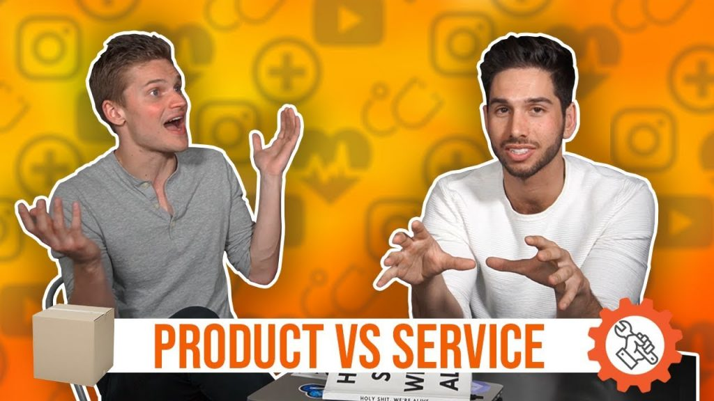 Product Vs Service Business
